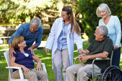 Elder Respite Service in Norwood, NJ